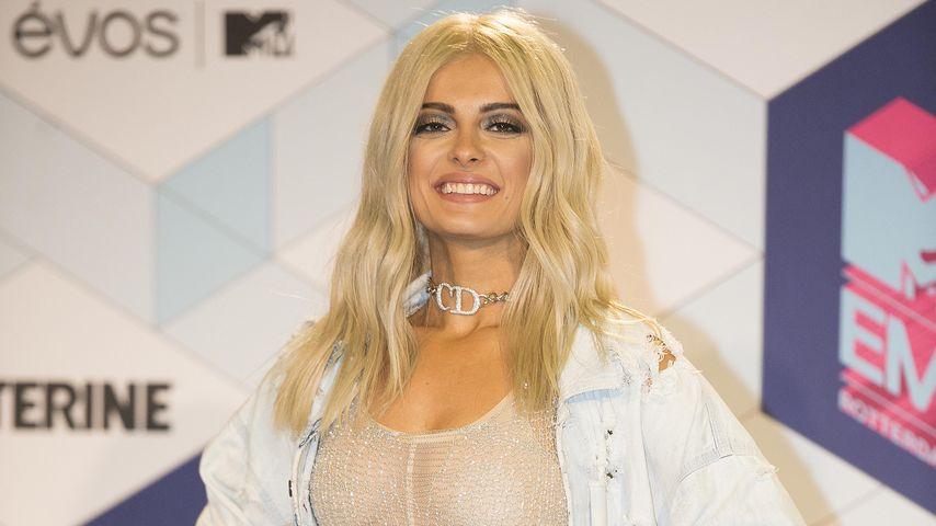 Bebe Rexha bei den MTV Europe Music Awards