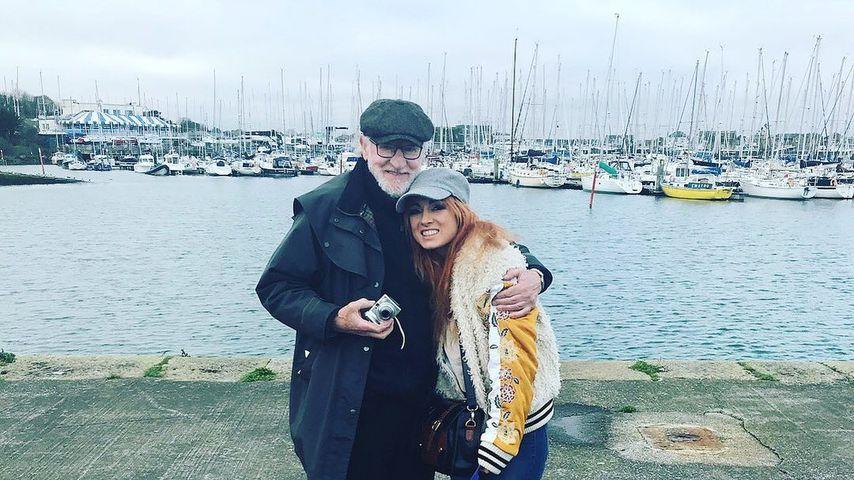 """""""Großartiger Papa"""": Wrestlerin Becky Lynch trauert um Vater"""