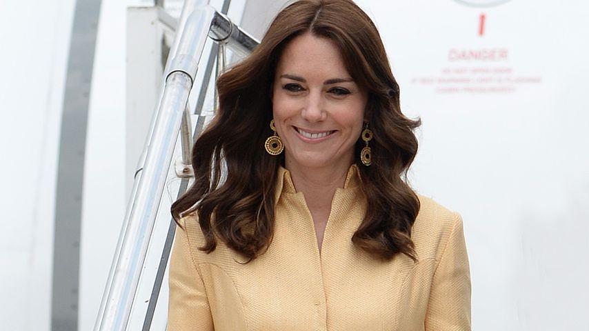 """""""Kate-Effekt"""": Herzogin Kate kurbelt die Mode-Wirtschaft an!"""
