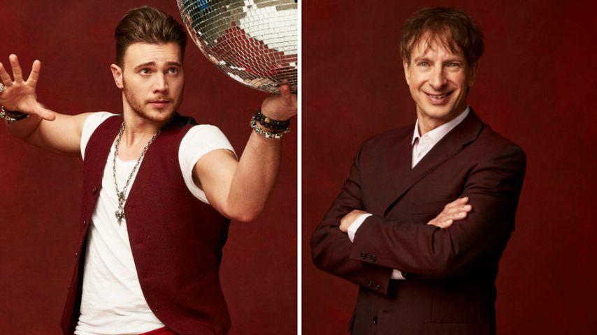 """Backstage-Fun: Mit IHM witzelt Bela bei """"Let's Dance"""" rum"""