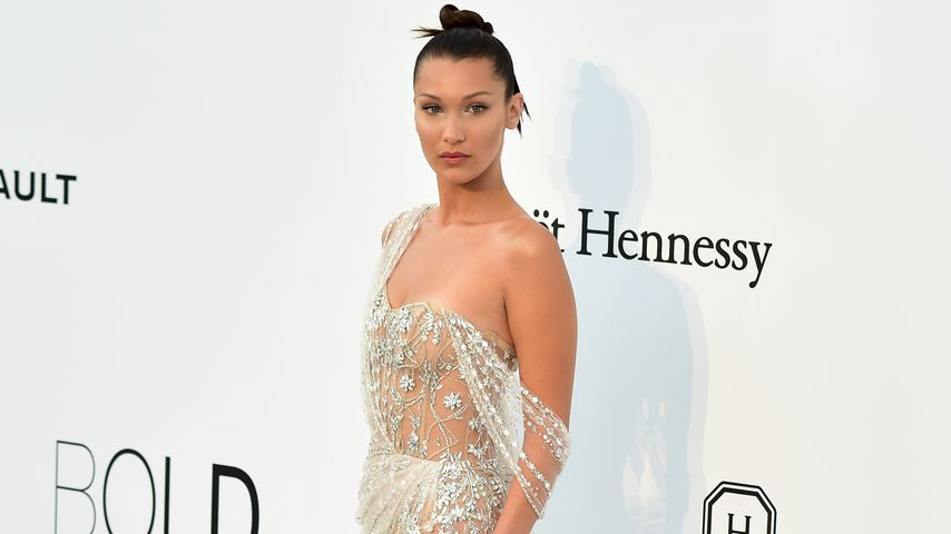 Mehr Haut geht nicht: Bella Hadids Nackt-Show in Cannes!