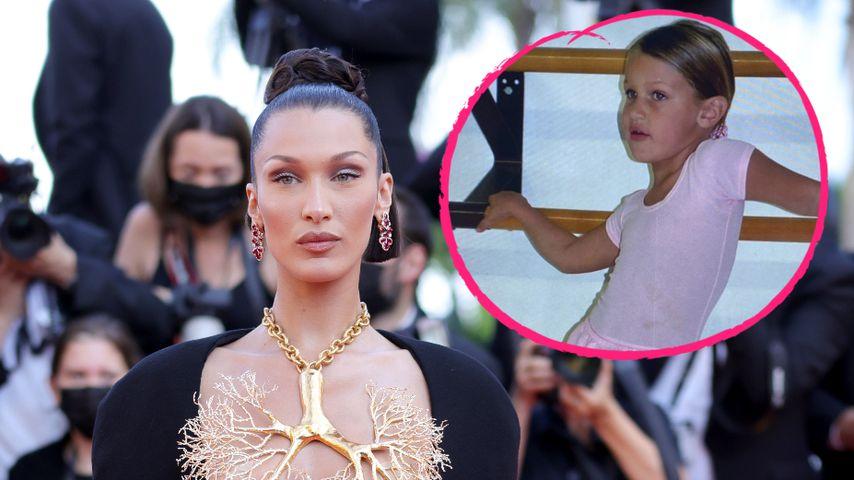 Mini-Ballerina: Bella Hadid teilt knuffige Kindheitsfotos