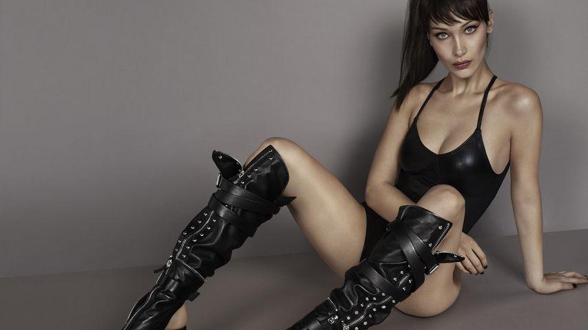 Bella Hadid, Model für Giuseppe Zanotti