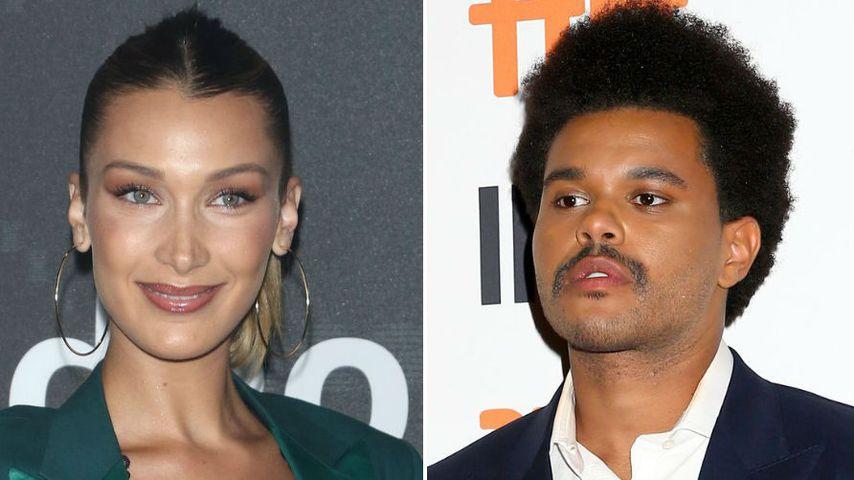 Nach Trennung: Bella Hadid & The Weeknd haben wieder Kontakt