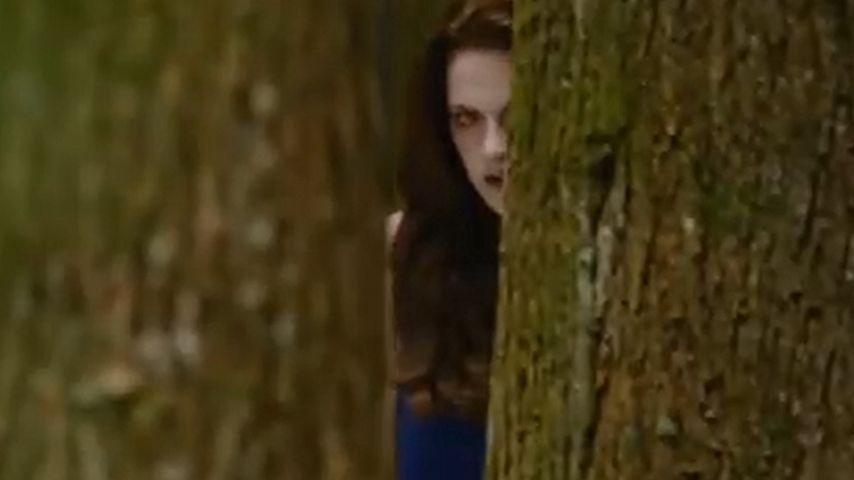 Neuer Breaking Dawn-Clip: Seht Bella als Vampir!