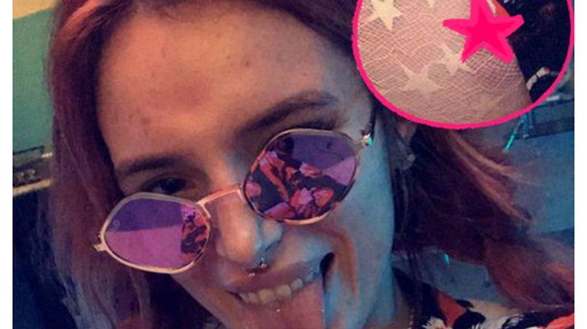 Nippel-Blitzer: Bella Thorne zeigt sexy Piercing!