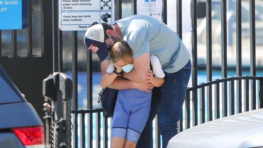 Nach Urlaub mit J.Lo: Ben Affleck verbringt Zeit mit Sohn