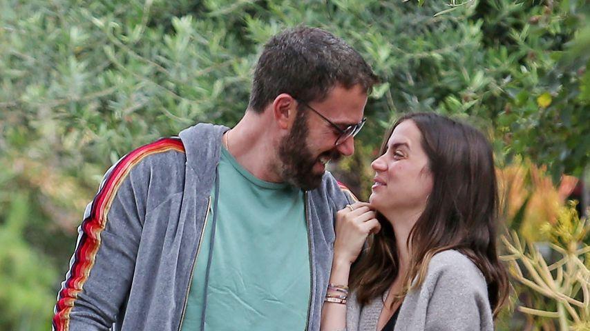 Ben Affleck und Ana de Armas, Juli 2020