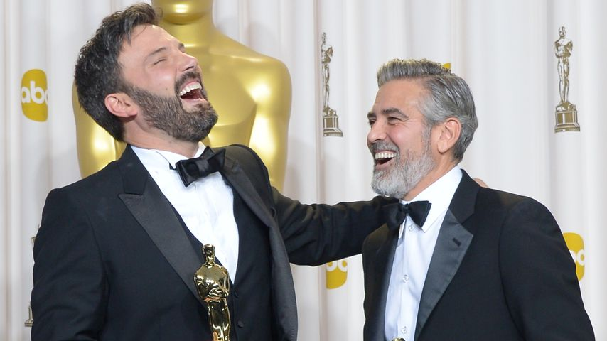 Ben Affleck und George Clooney, 2013