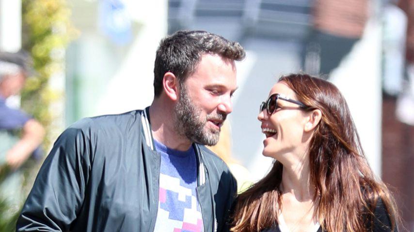 Love-Reunion? Ben Affleck will Ex Jennifer Garner zurück!