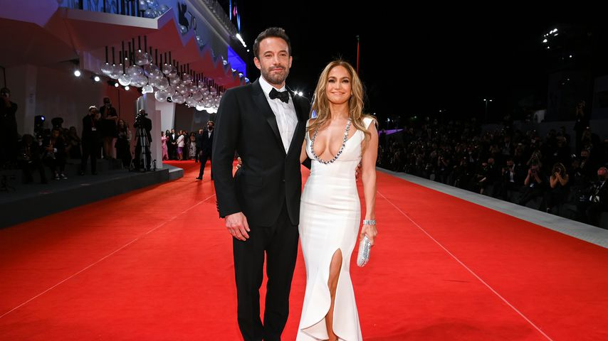 Ben Affleck und Jennifer Lopez, September 2021