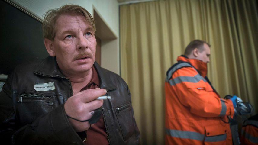 """Ben Becker als Kommissar Rettenbach in """"Tatort"""""""