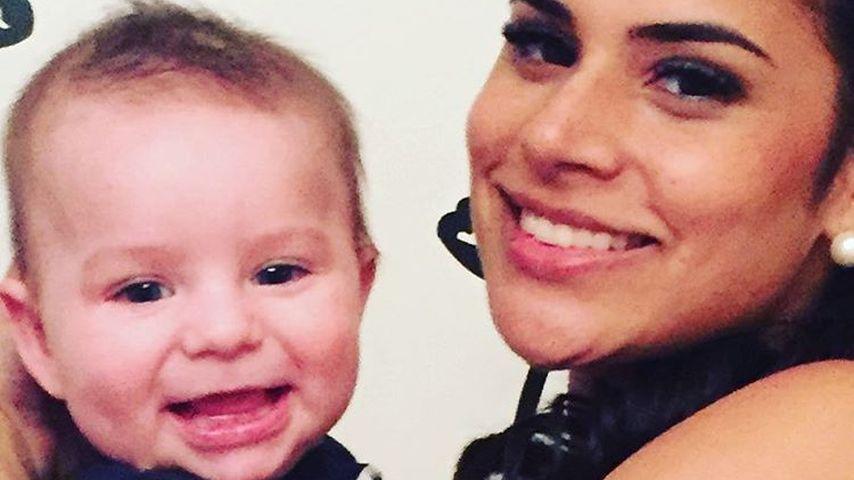 Keine Baby-Privatsphäre: Geht Tanja Tischewitsch zu weit?
