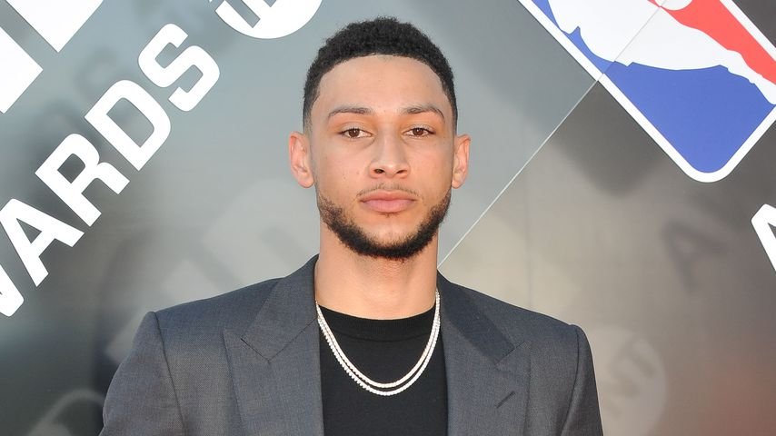 Ben Simmons bei den NBA Awards, Juni 2018