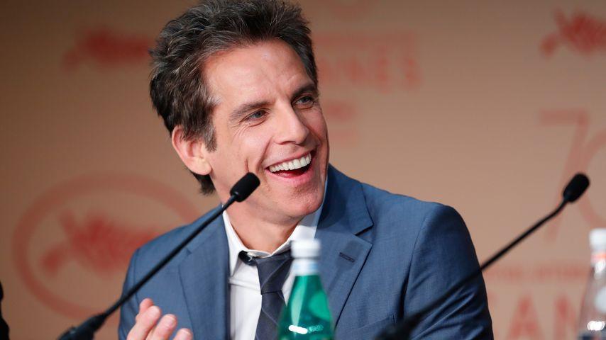 3 Jahre krebsfrei: Ben Stiller ist einfach nur glücklich!