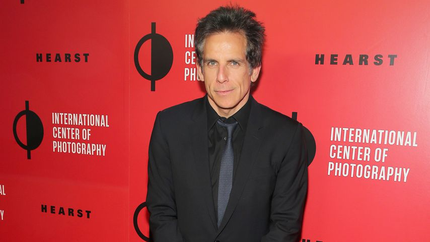 Ben Stiller auf einer Preisverleihung in New York