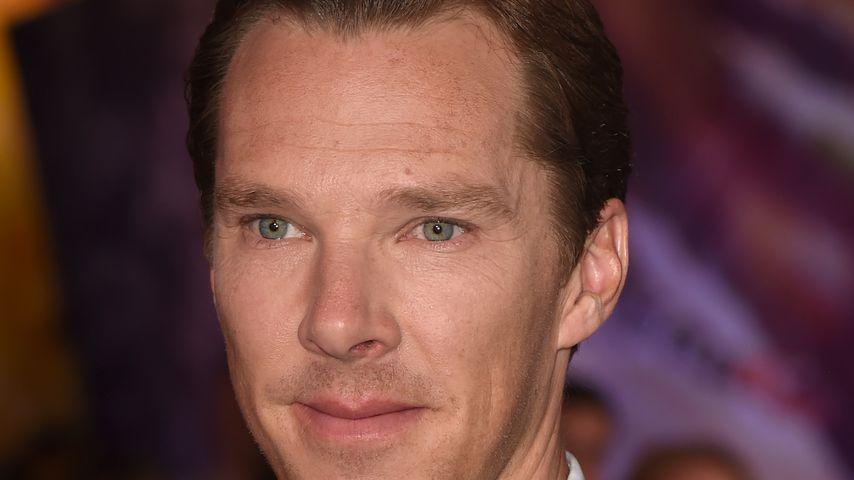 Hi, Daddy! Benedict Cumberbatch wird zum 2. Mal Vater
