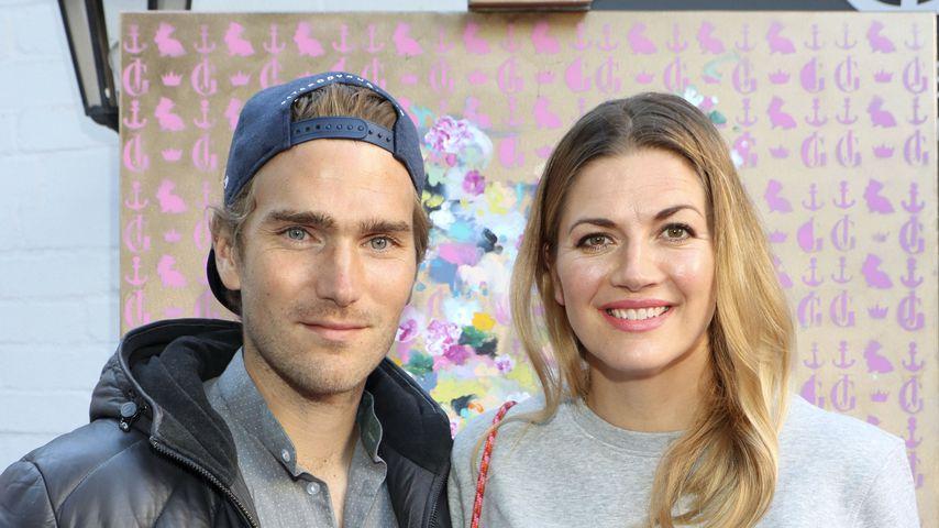 Nina Bott lernte Freund Benni durch ihren Sohn Lennox kennen