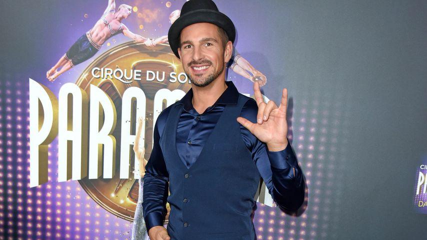 """Benjamin Piwko auf der Cirque du Soleil """"Paramour - Das Musical""""-Premiere"""