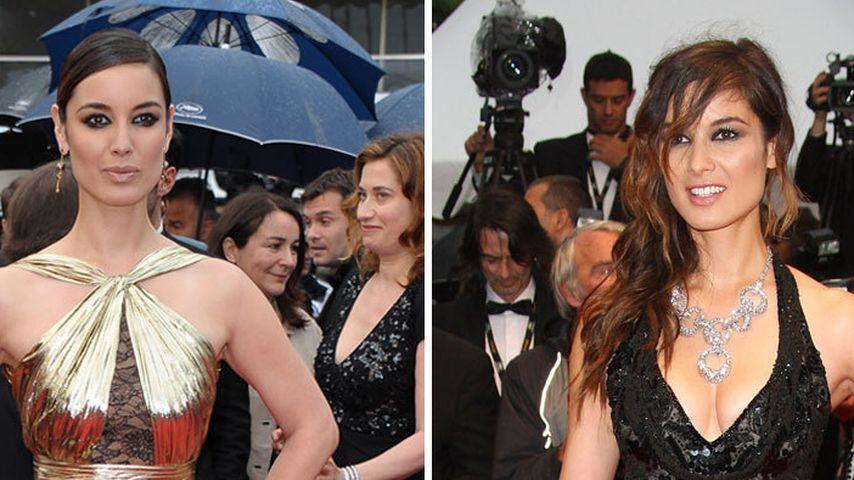 Bond-Girl in Cannes: Welcher Look war schöner?