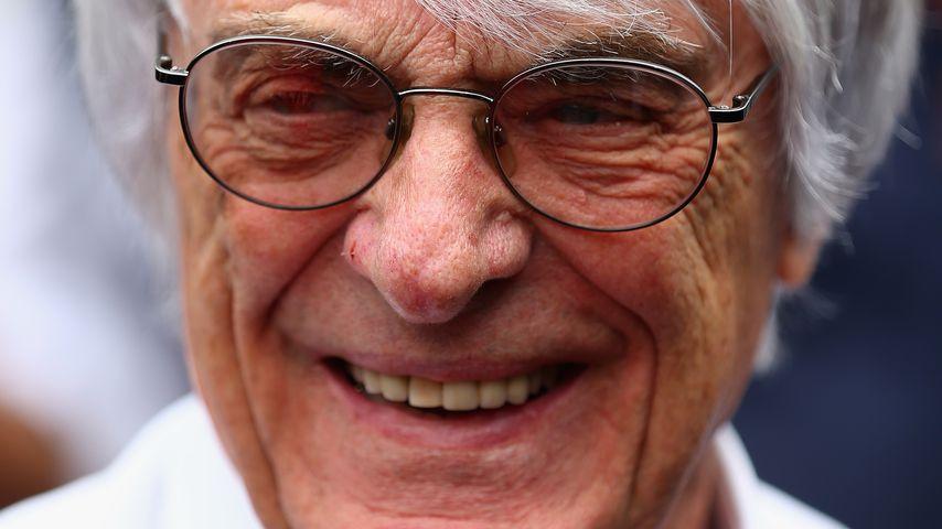 Bernie Ecclestone im Mai 2014