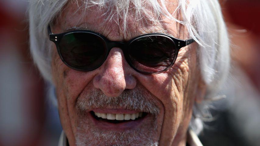 Ex-Formel-1-Chef Bernie Ecclestone