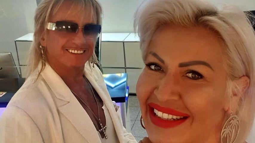 Bert und Ginger Wollersheim im Juli 2020