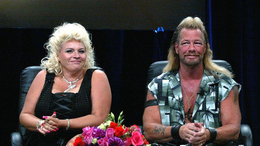Beth und Duane Chapman im Jahr 2004