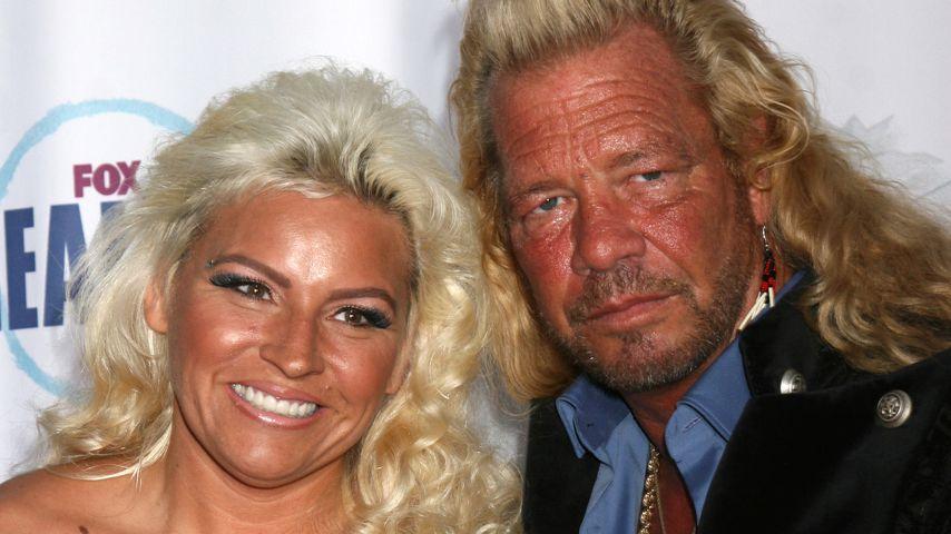 Beth und Duane Chapman im September 2008
