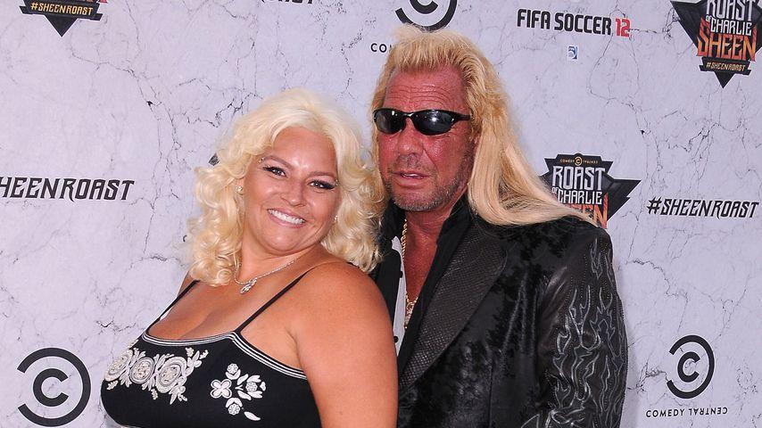 Beth und Duane Chapman 2013 in Las Vegas