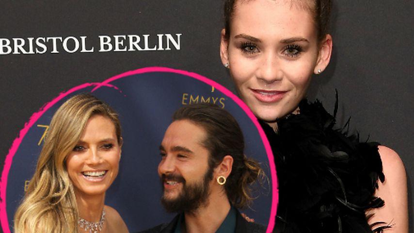 So süß schwärmt Ex-GNTM-Kandidatin Betty von Heidi & Tom!