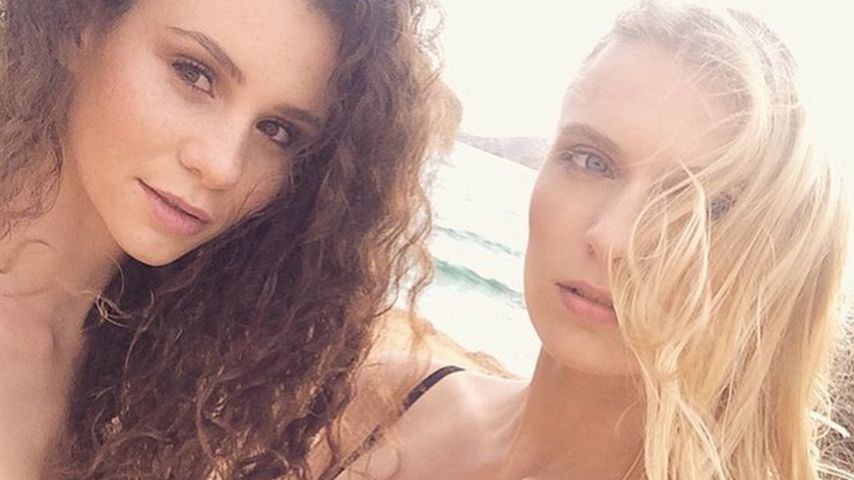 Für einen Job: GNTM-Betty & Jolina auf Ibiza wiedervereint