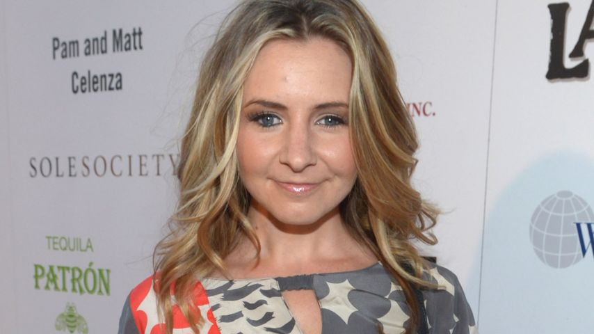 In Panik: Beverley Mitchell hat Angst vorm 2. Kind