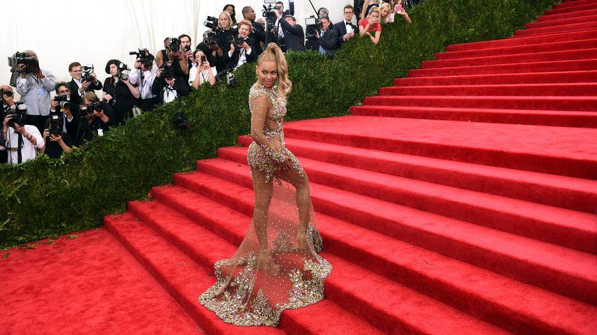 Beyoncé auf der Met Gala, 2015