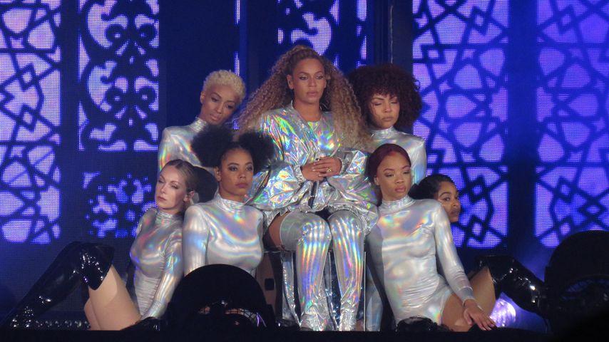 Fans flippen aus: Zeigt Beyoncé ihre Twins beim Tourauftakt?