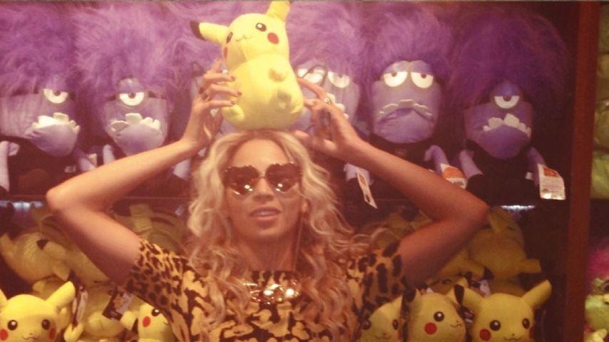 Beyoncé: Pokémon für Blue Ivy zu Weihnachten?