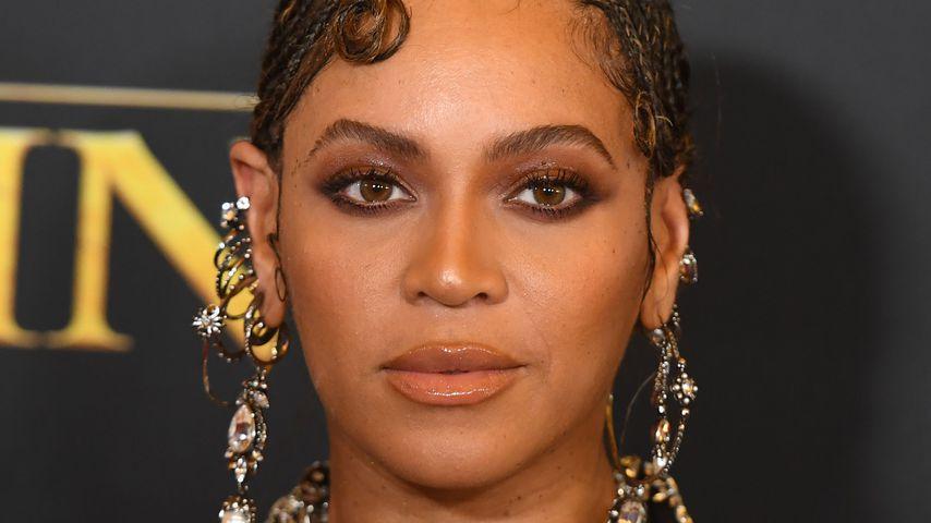 """Beyoncé auf der Premiere von """"Der König der Löwen"""", 2019"""