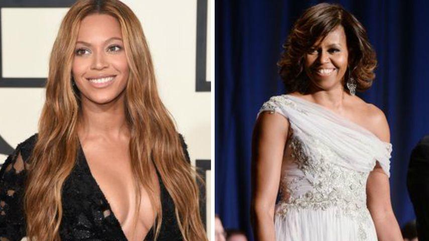 B-Day-Party mit Obamas: Beyoncé auf dem Weg ins weiße Haus?