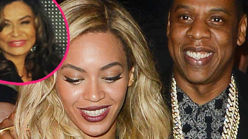 """Tina Knowles: Alles """"perfekt"""" bei Jay-Z & Beyoncé!"""
