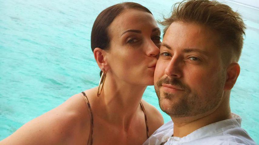 Selten: Felix von Jascheroff rührt mit Liebes-Post für Frau