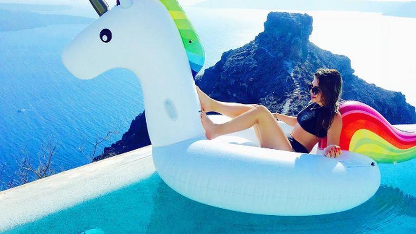 Traumfoto aus Griechenland: Bibi Heinicke löst Mega-Hype aus