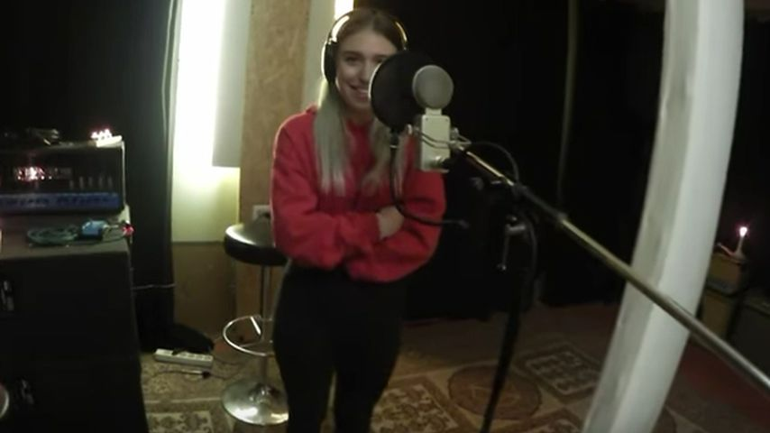 YouTube-Bibis Musik-Karriere: Erster Besuch im Tonstudio!
