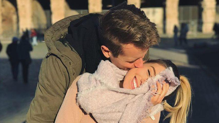 Auch ohne Verlobung: Bibi Heinicke & Julian sind sooo happy!