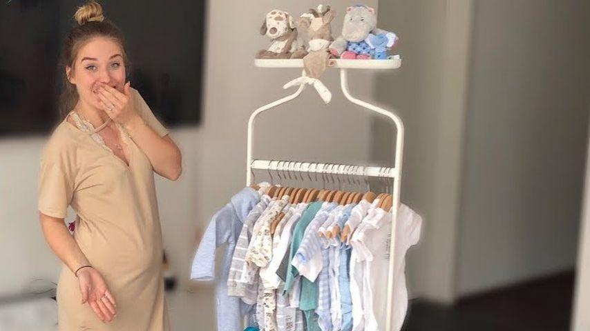 Nur Designer-Strampler? So will Bibi ihren Baby-Boy anziehen