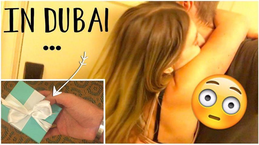 Bibi und Julian in Dubai