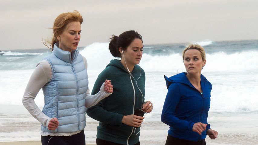 "Nicole Kidman, Shailene Woodley und Reese Witherspoon in ""Big Little Lies"""
