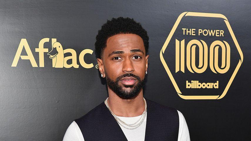 Big Sean bei einer Billboard-Party in New York