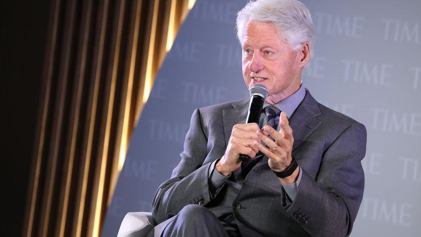 Bill Clinton im Oktober 2019