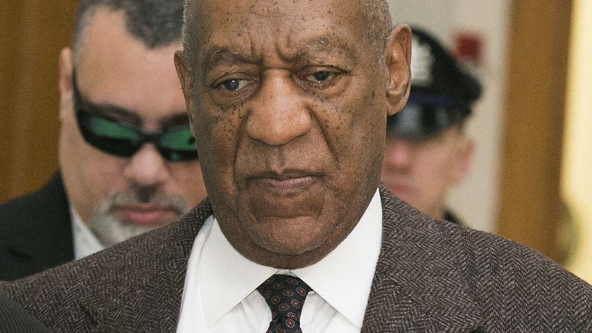 Nächster Tiefschlag: Bill Cosby ist erblindet!