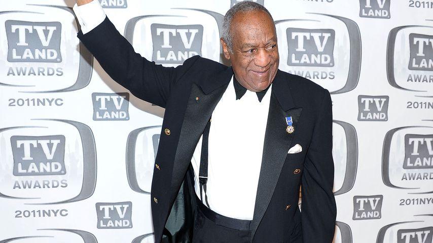 Bill Cosby im April 2011 in New York City